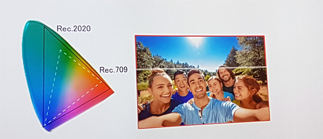Rec 2020 Snapdragon 845