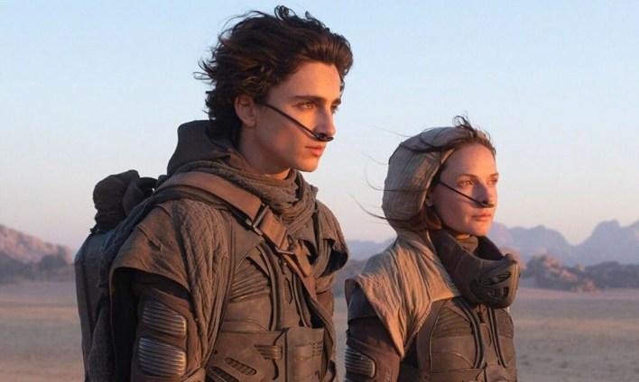 'Dune', 'Matrix 4' y el resto del catálogo de Warner de 2021 se estrenará simultáneamente en salas y HBO Max
