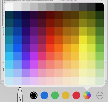 Ios 12 Colores Marcacion