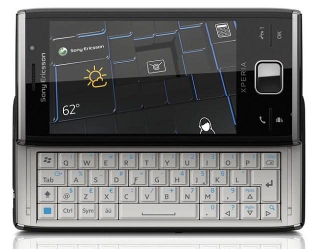 Sony Ericsson Xperia® X1