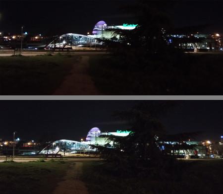 Noche Trasera