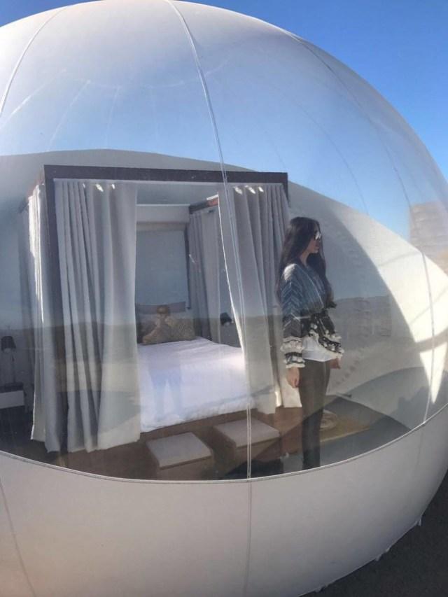 Campera Hotel Burbuja 15