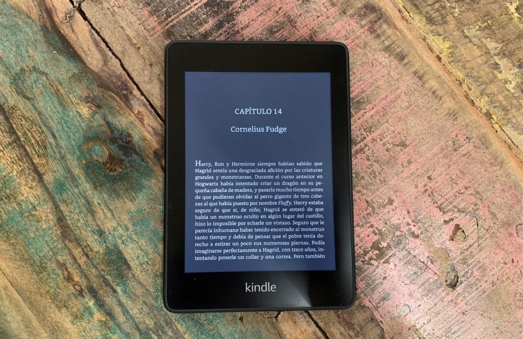 Kindle Paperwhite (2018): el doble de archivamiento para un lector que ahora además es fuerte al agua