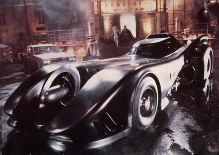 Batimóvil de Tim Burton