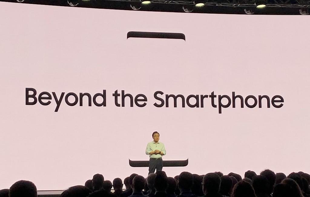El movil plegable de Samsung® será una tablets que podremos poner en vuestro bolsillo, segun el CEO de la compañía