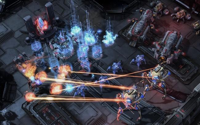 Permalink to StarCraft: La inteligencia artificial no puede con los humanos… de momento