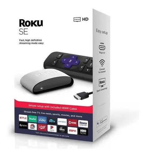 Roku SE Streaming Media Player 3930