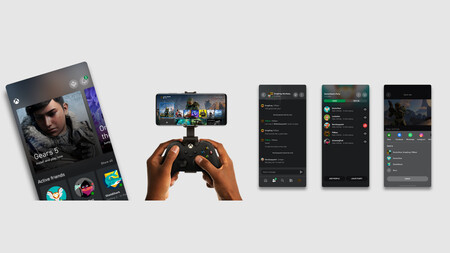 Microsoft completely renews its Xbox app for Android, now with remote play for everyone and more news