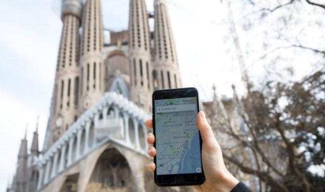 Uber llega a Barcelona
