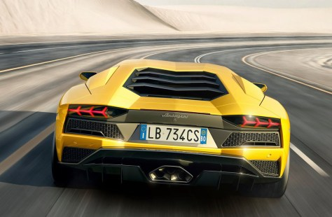 Lamborghini quiere un futuro Aventador de 1.000 CV y muchas más variantes del Huracán