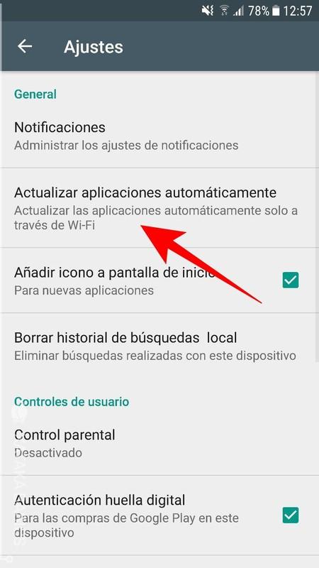 Actualizar Aplicaciones Automaticamente