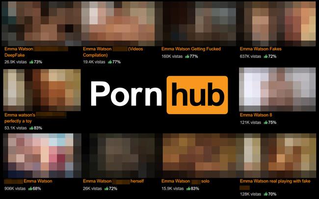 Pornhub Deepfakes 3