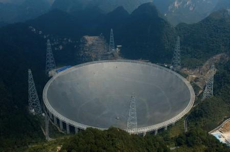 Telescopio Fast China 2