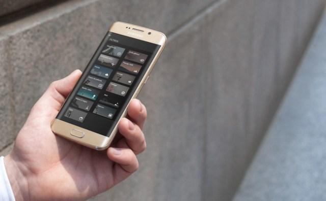 Editores fotografiás Android