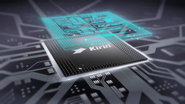 Procesador Kirin 710