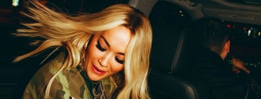 Rita Ora adds two new tattoos to his collection, preferring the trends of the moment