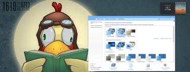 Cómo descargar temas para Windows 10 con sonidos personalizados