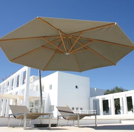 Shady Xcentric la sombrilla que necesitas para protegerte el sol este verano