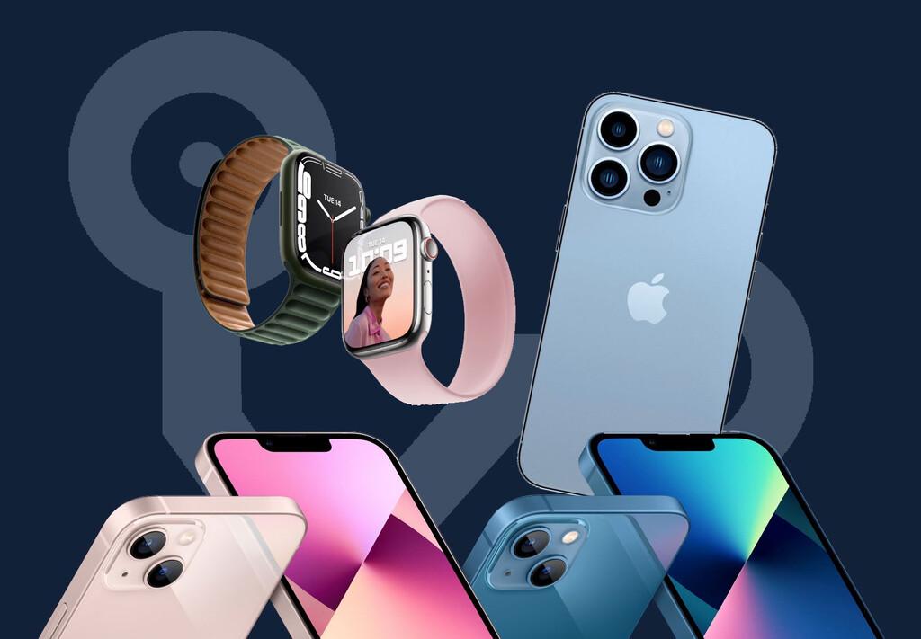 Nuevos iPhone 13, Apple Watch Series 7 y más: todas las novedades de la Keynote de Apple