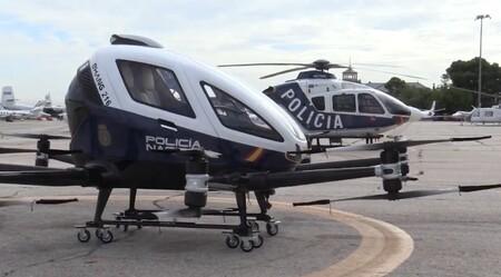 Megadron Policia 1