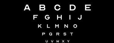Descarga esta tipografía gratis(libre) basada en la que usan los oculistas para revisar la vista