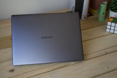 Huawei Matebook 14 Review Xataka Trasera