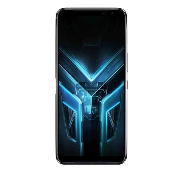 "ROG Phone 3 Strix Edition ZS661KS-1A002EU / Qualcomm Snapdragon 865 / Qualcomm Adreno 650 / 8GB LPDDR5 / 256GB UFS3.1 / 6,59"" - 16,74cm / Negro Brillante"