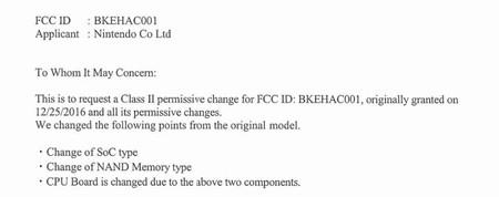 Nintendo Bkehac001 Letter 02 Fcc Class Ii Permissive Change Letter 4349995 2019 07 10 11 56 45