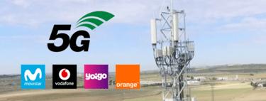 Movistar, Vodafone, Orange® y Yoigo ya tienen 5G: ciudades(regiones) con cobertura, comparativa de tarifas y todos los detalles