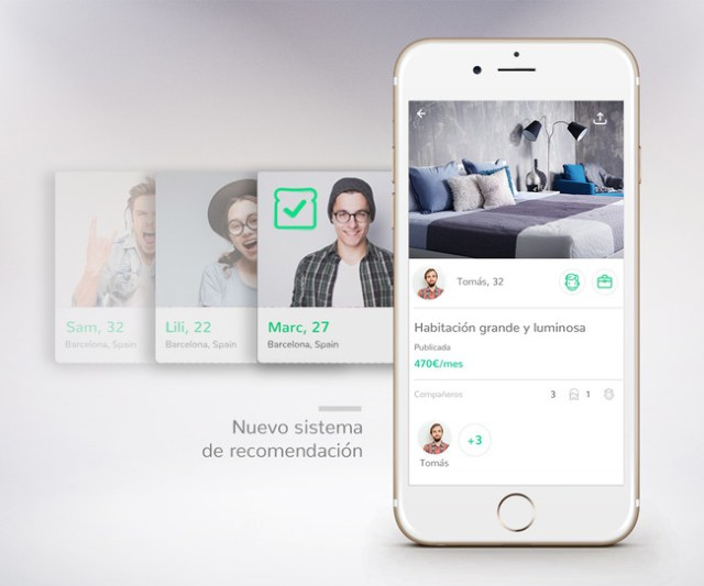 Badi, la aplicación que aplica machine learning para localizar el compañero de piso ideal