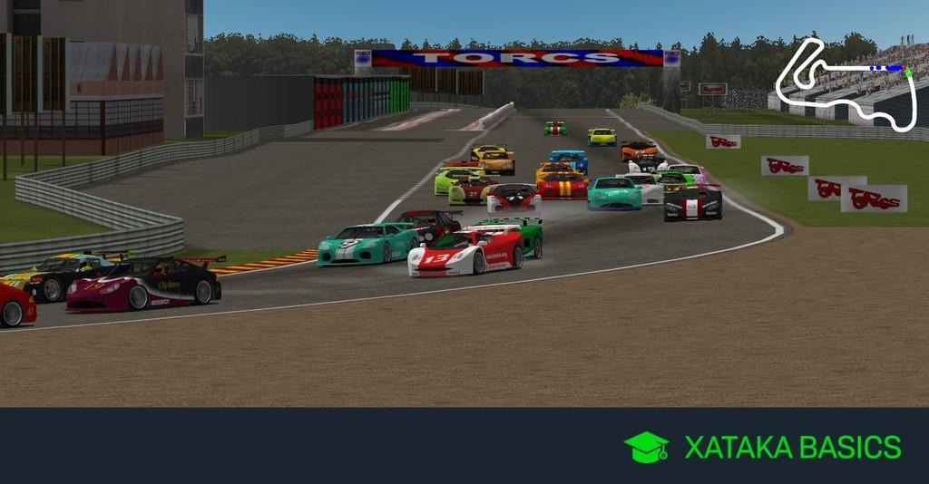 Los 17 mejores juegos de conducción, coches y carreras gratis para PC