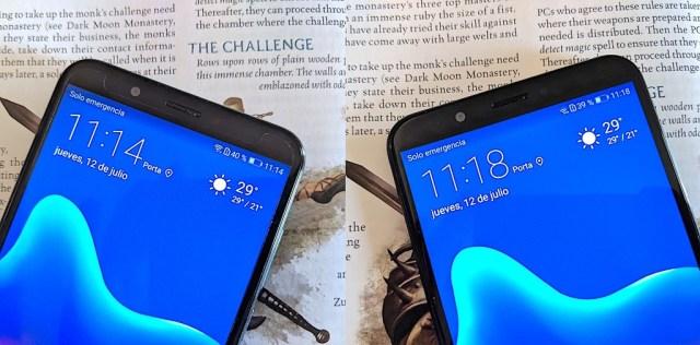 Pantalla Proteccion Huawei