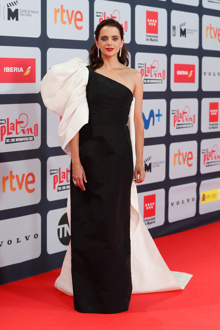 Premios Platino 2021 Macarena Garcia
