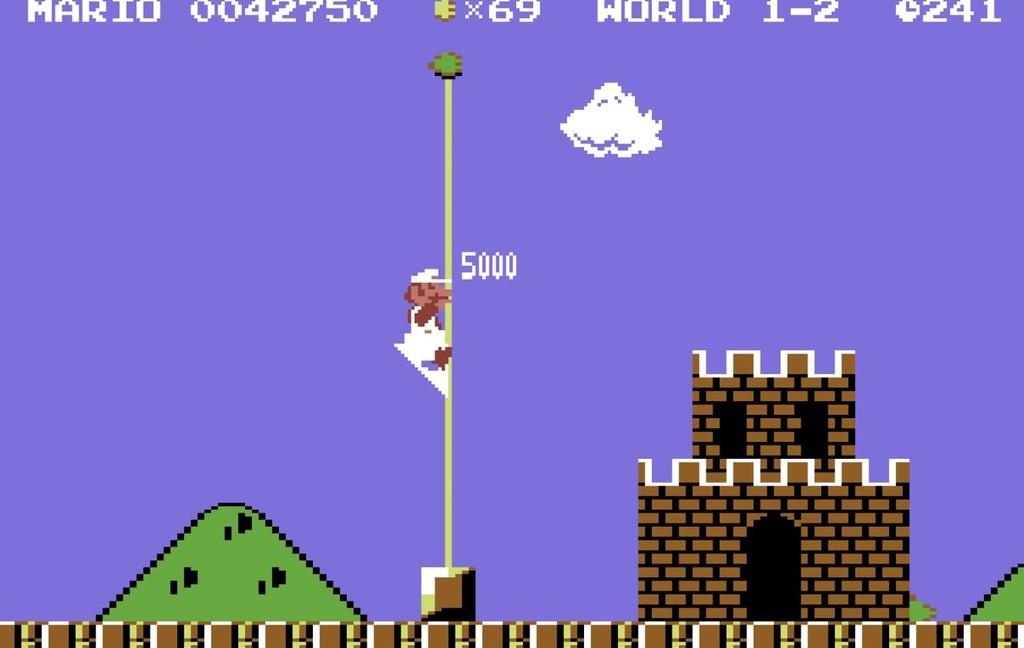 Permalink to Super Mario Bros. vuelve a la vida tras 7 años de desarrollo para un ordenador de hace 37 años como el C64