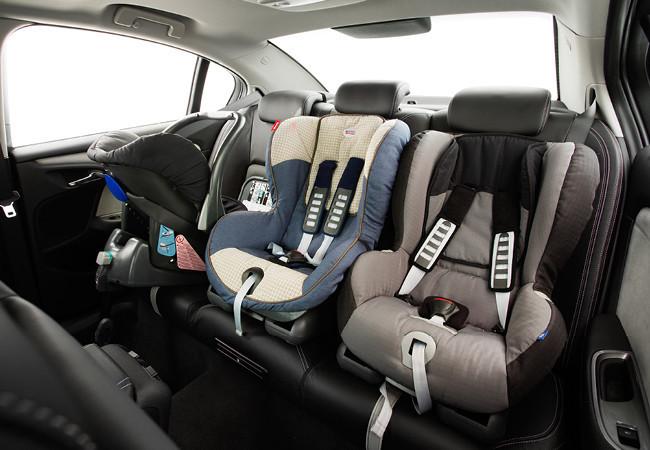 Cmo elegir el mejor asiento de beb para auto