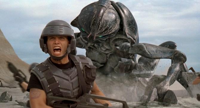 Resultado de imagen de starship troopers