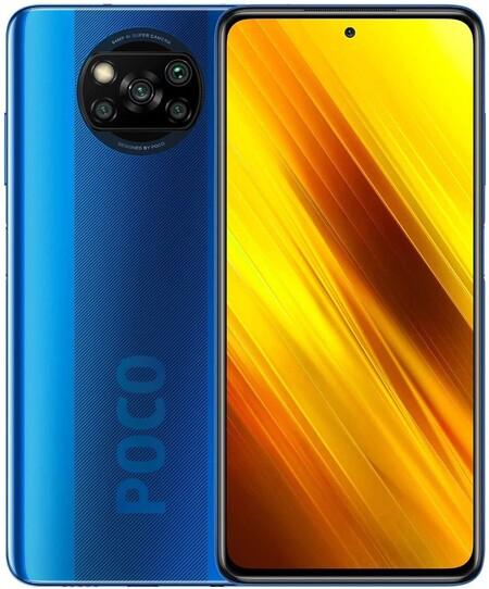Poco X3 NFC de oferta en México