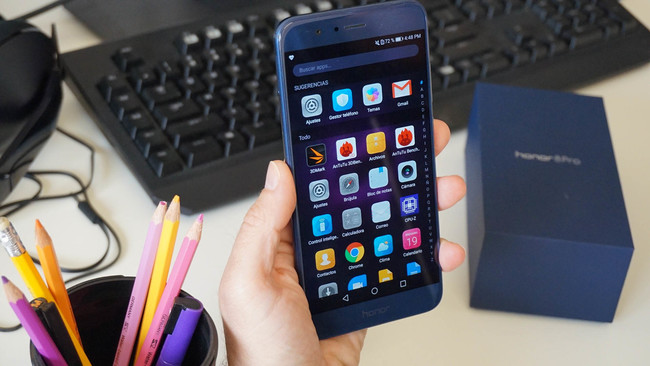 Honor 8 Pro review español xataka