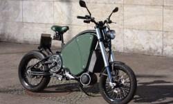 La bicicleta eléctrica más veloz del mundo alcanza los 80 km/h y está homologada como una moto de 125cc