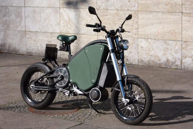Permalink to La bicicleta eléctrica más veloz del mundo alcanza los 80 km/h y está homologada como una moto de 125cc