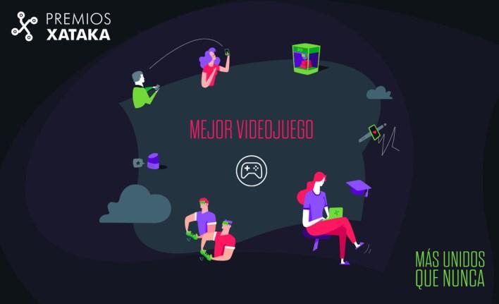 Mejor videojuego: vota en los Premios Xataka 2020