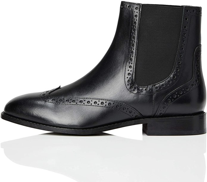 Amazon Brand - find.  Women Chelsea Boots