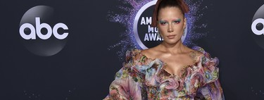 Halsey shows that there is no style (or stamping) that will withstand the Prizes AMA's 2019