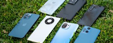 Los mejores móviles del año(365días) (2021): sus análisis y vídeos están aquí