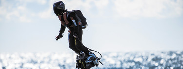 Flyboard Air: la tecnología con la que este campeón mundial de jet-ski se ha convertido en el