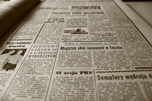 Old Newspaper 350376 640