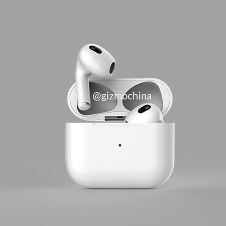 Apple Airpods 3 Renders segundo