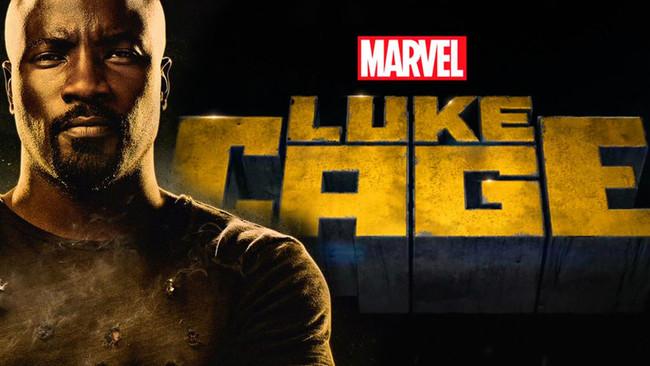 Luke Cage Cover