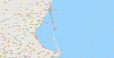El Mar Menor en 2050