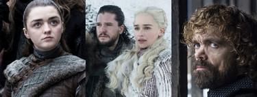 'Juego de Tronos': todos los protagonistas que están de vuelta en el 1° episodio de la temporada 8